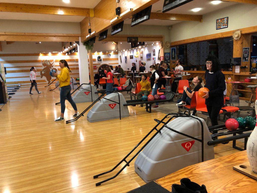 Bowling pyrenees 2000 les chalets secrets