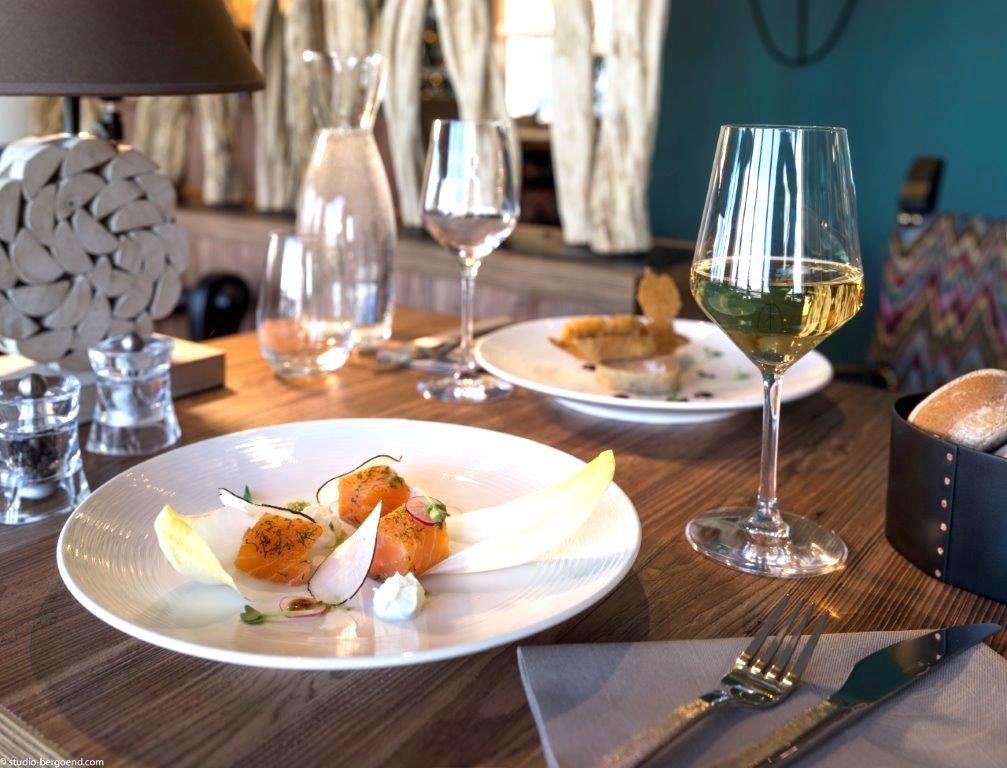 Les Chalets Secrets les restaurants
